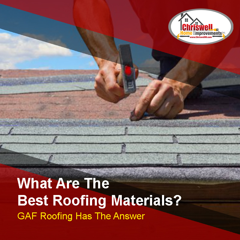 best roofing materials